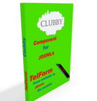 Компонент формы обратной связи TelForm